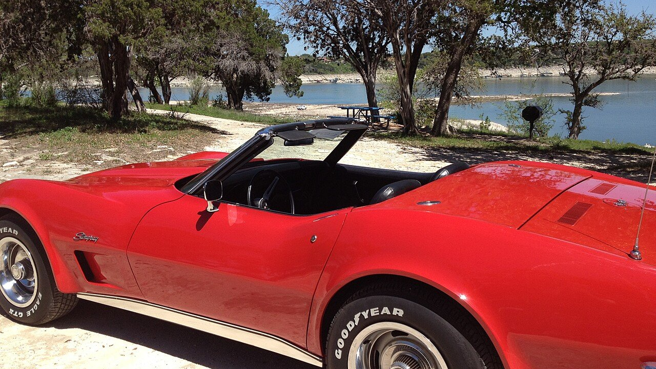 1973 Chevrolet Corvette Convertible for sale 100730320