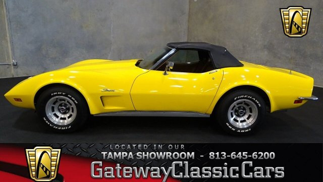 1973 Chevrolet Corvette for sale 100789618