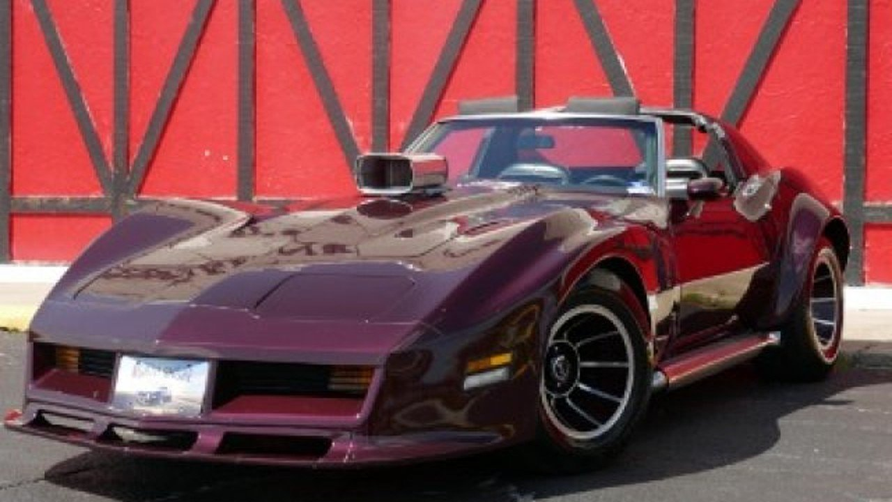 Picture of 1973 chevrolet corvette coupe exterior - 1973 Chevrolet Corvette For Sale 100898649