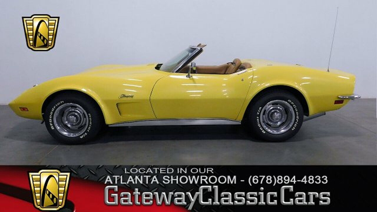 1973 Chevrolet Corvette for sale 100964767