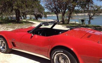 1973 Chevrolet Corvette Convertible for sale 100730320