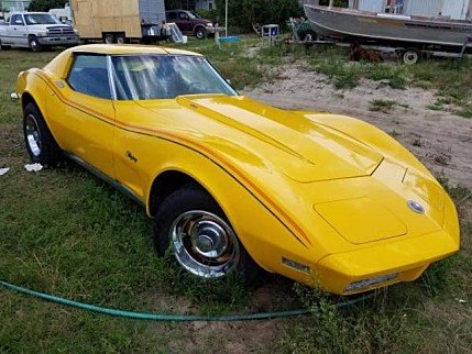 1973 Chevrolet Corvette for sale 100985574