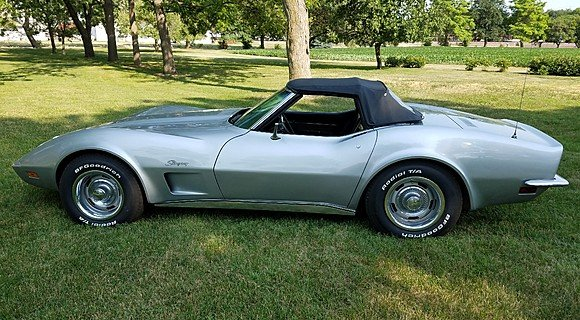 1973 Chevrolet Corvette Convertible for sale 100997731