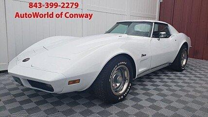 1973 Chevrolet Corvette for sale 101053624