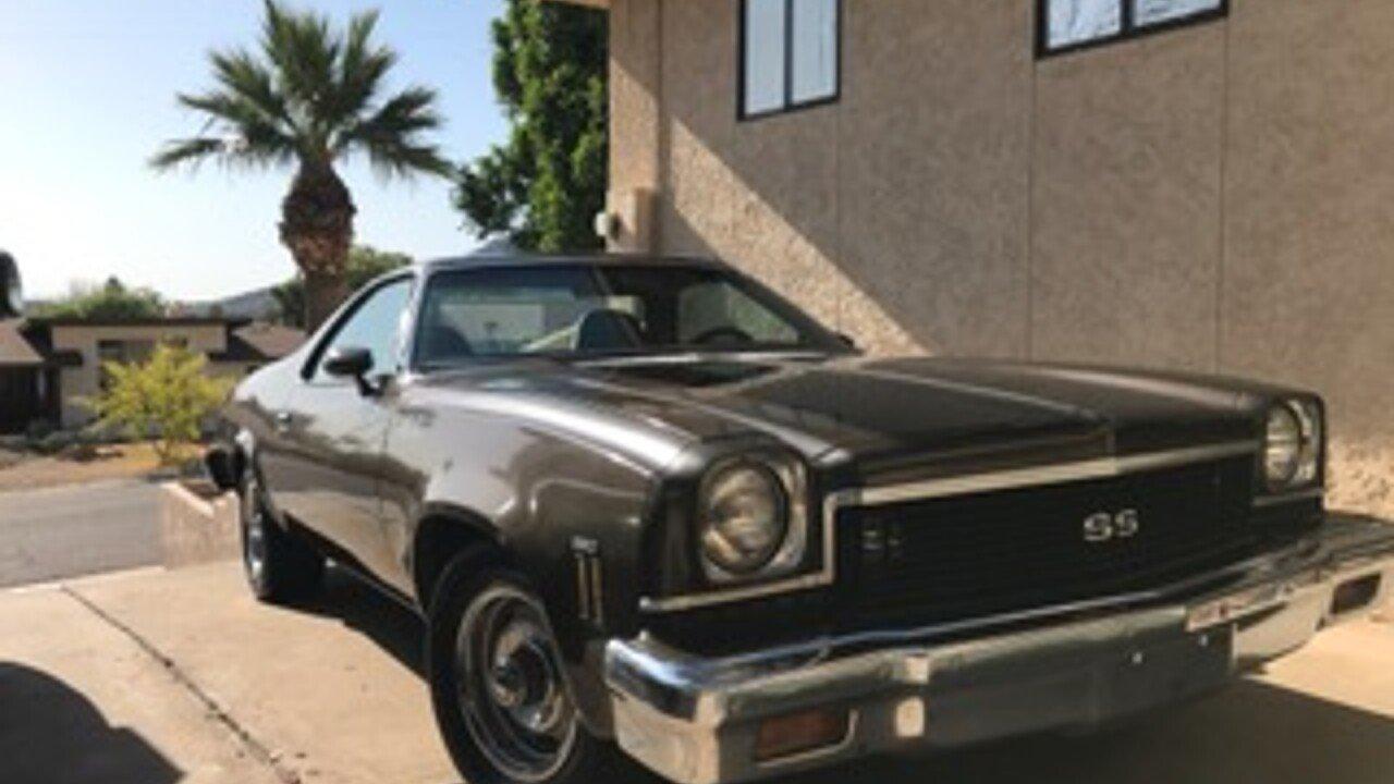 1973 chevrolet el camino for sale 100879740