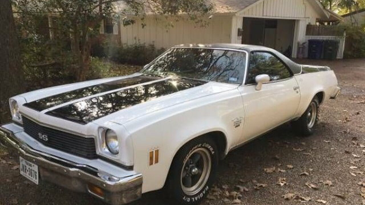 1973 Chevrolet El Camino for sale 100931318