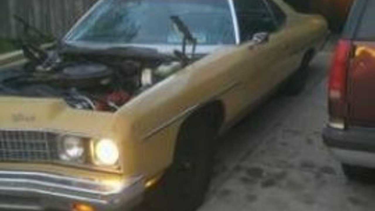 1973 Chevrolet Impala for sale 100874329