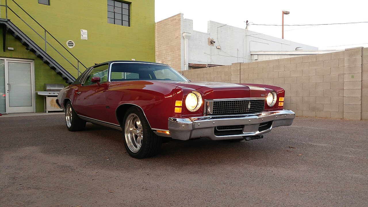 1973 Chevrolet Monte Carlo for sale 100890483