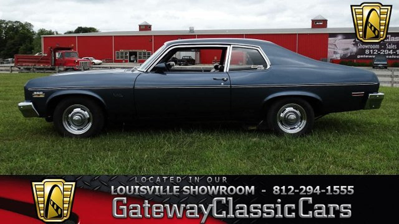 1973 Chevrolet Nova for sale 100964148