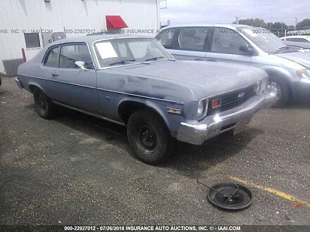 1973 Chevrolet Nova for sale 101015285