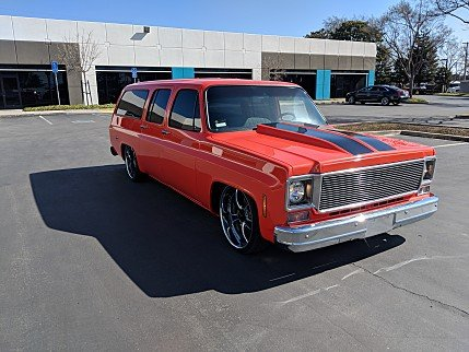 Chevrolet Suburban Classics For Sale Classics On Autotrader