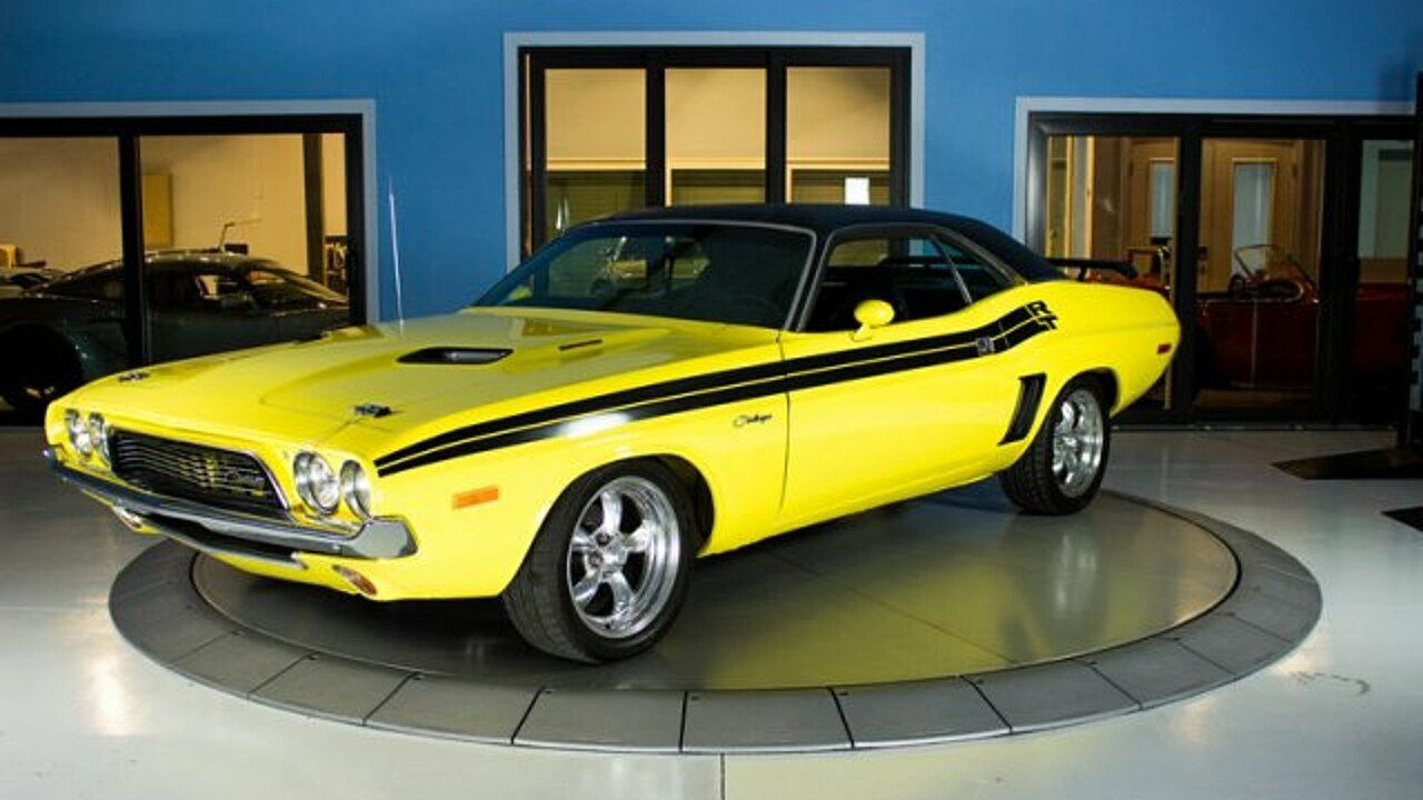 Dodge Challenger Muscle Cars and Pony Cars for Sale - Classics on ...