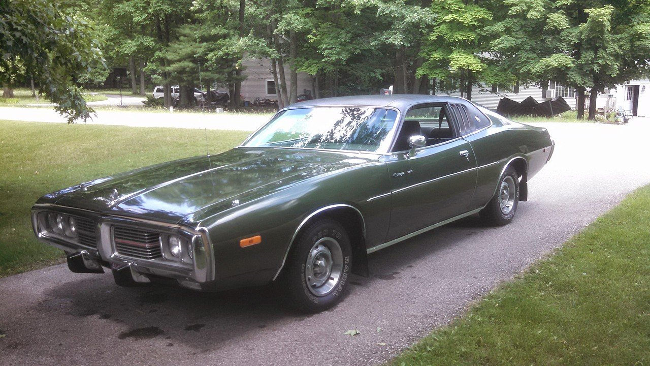 1973 dodge charger for sale near traverse city michigan 49685 8822 classics on autotrader. Black Bedroom Furniture Sets. Home Design Ideas