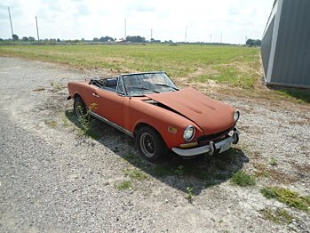 1973 FIAT Spider for sale 100881392