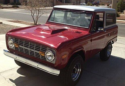 1973 Ford Bronco for sale 100722707