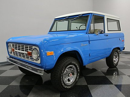 classic ford broncos for sale autotrader classics. Cars Review. Best American Auto & Cars Review