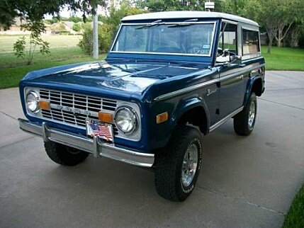 1973 Ford Bronco for sale 100826393