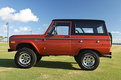 1973 Ford Bronco for sale 100736512