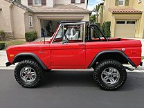 1973 Ford Bronco for sale 100905850