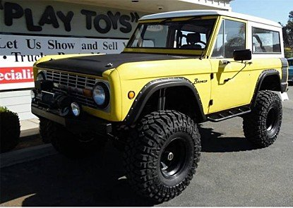 1973 Ford Bronco for sale 100934779