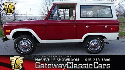 1973 Ford Bronco for sale 100949813
