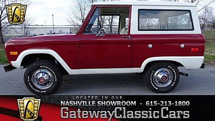 1973 Ford Bronco for sale 100965166