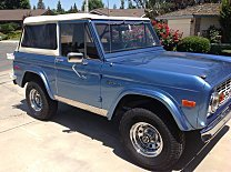 1973 Ford Bronco for sale 100988558