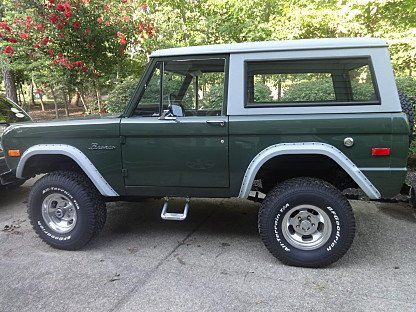 1973 Ford Bronco for sale 101017294