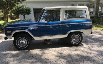 1973 Ford Bronco for sale 101028718