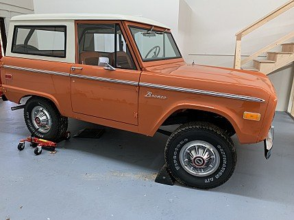 1973 Ford Bronco for sale 101040834