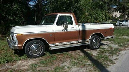 1973 Ford F100 for sale 100894886