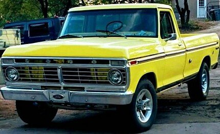 1973 Ford F250 for sale 101017086