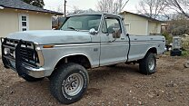 1973 Ford F250 4x4 Regular Cab for sale 101057995