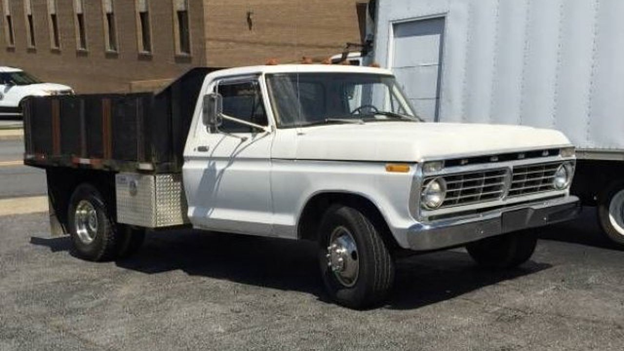 Ford F350 Classics For Sale On Autotrader 1980 Crown Victoria Taxi 1973 100826451