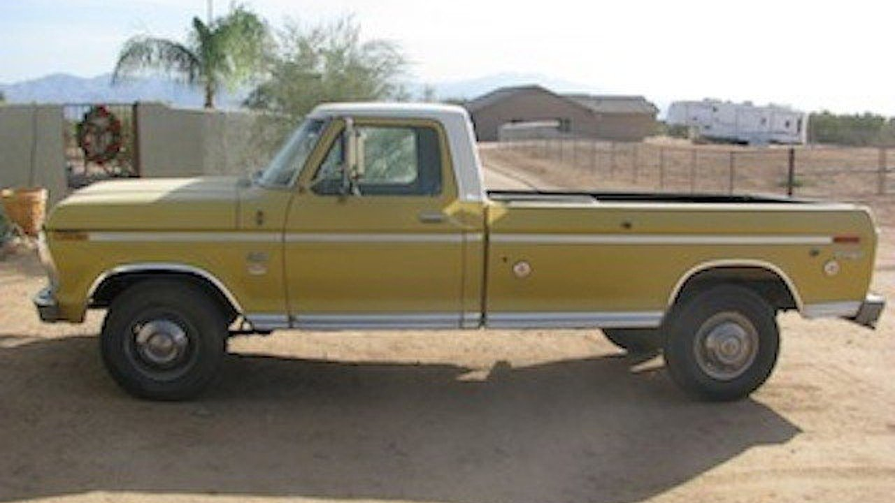 1973 Ford F350 2WD Regular Cab for sale 101001235