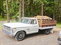 1973 Ford F350 2WD Regular Cab for sale 101041967
