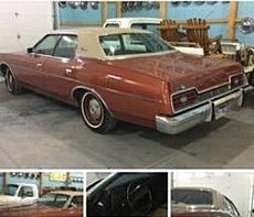 1973 Ford Galaxie for sale 100995551