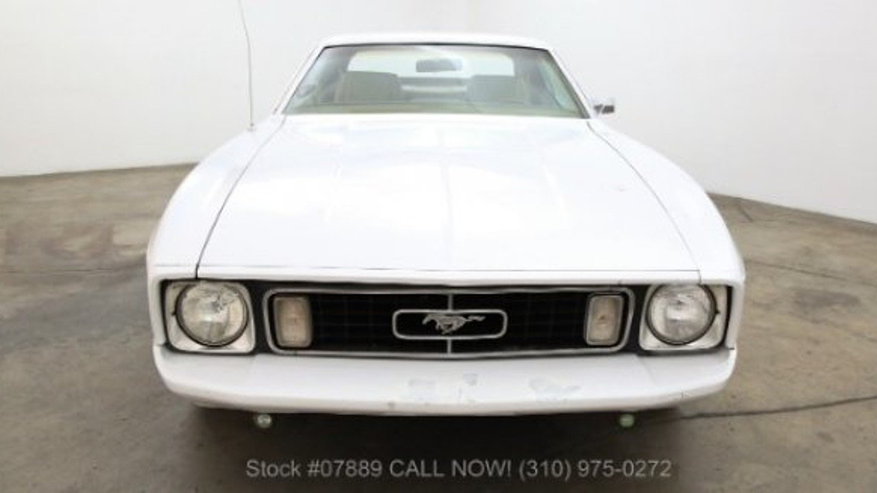 1973 Ford Mustang for sale near Los Angeles, California 90063 ...
