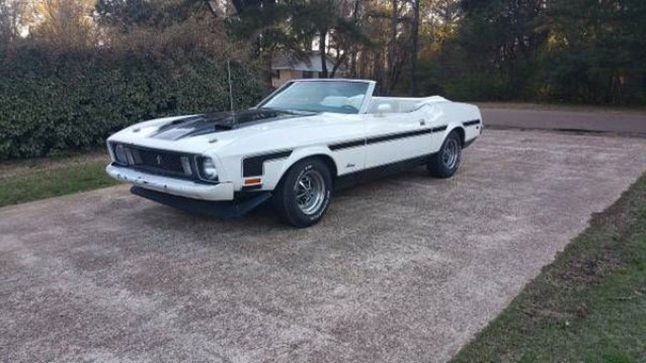1973 Ford Mustang for sale 100878456
