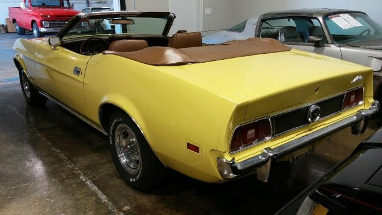 1973 Ford Mustang for sale near Atlanta, Georgia 30341 - Classics on ...