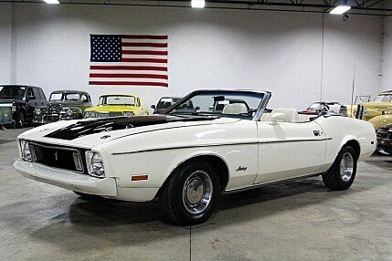 1973 Ford Mustang for sale 100872559