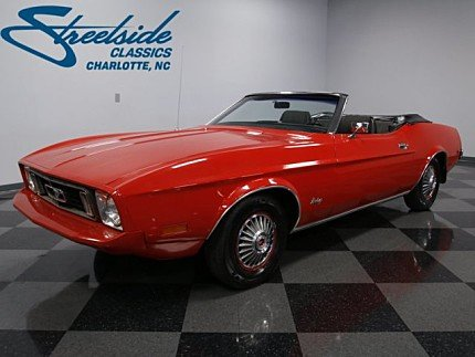 1973 Ford Mustang for sale 100946466