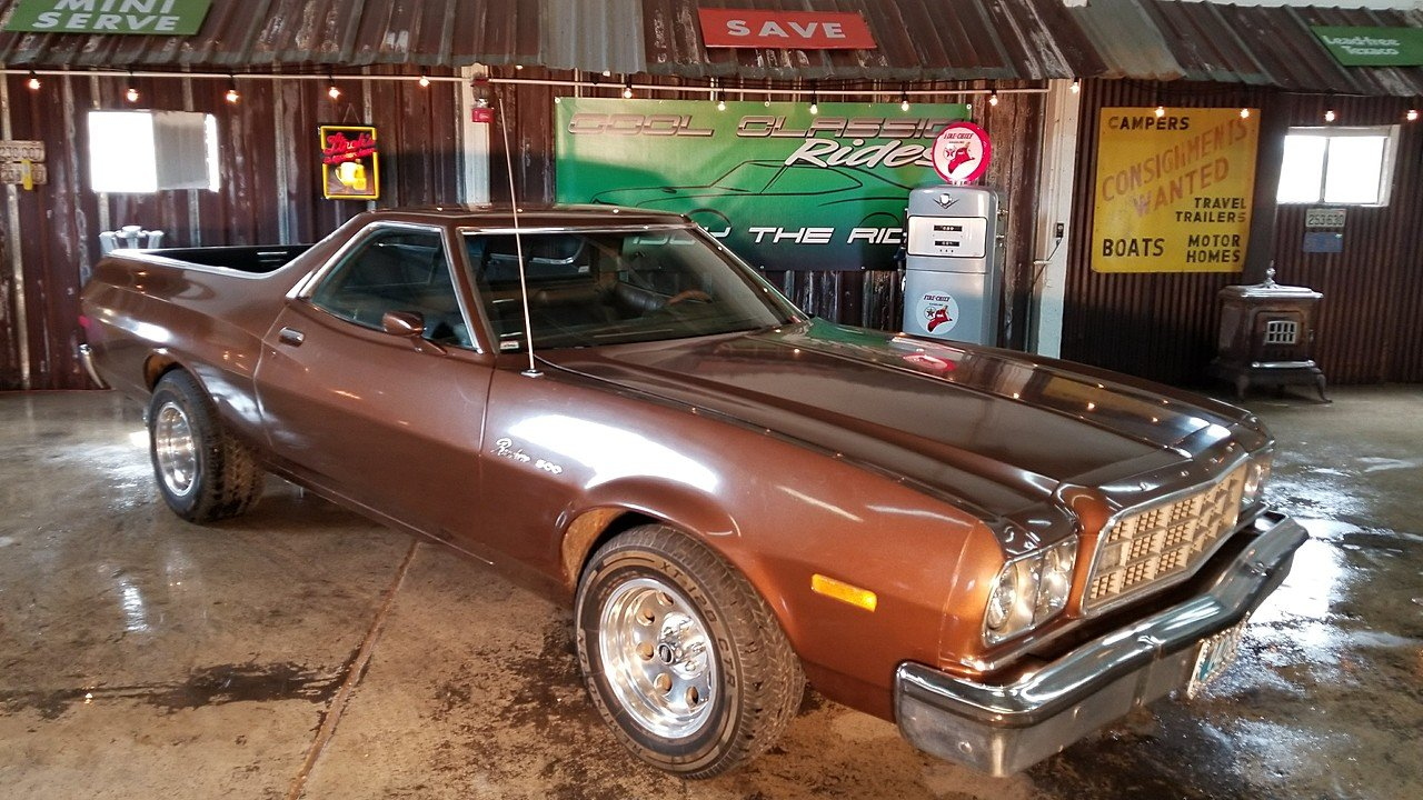 1973 Ford Ranchero for sale 100999605