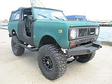 1973 International Harvester Scout for sale 100885097