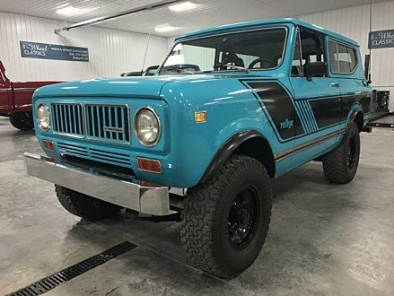1973 International Harvester Scout for sale 100903322