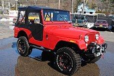 1973 Jeep CJ-5 for sale 100962619