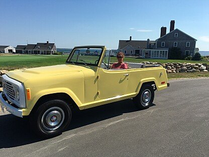 1973 Jeep Commando for sale 100796579