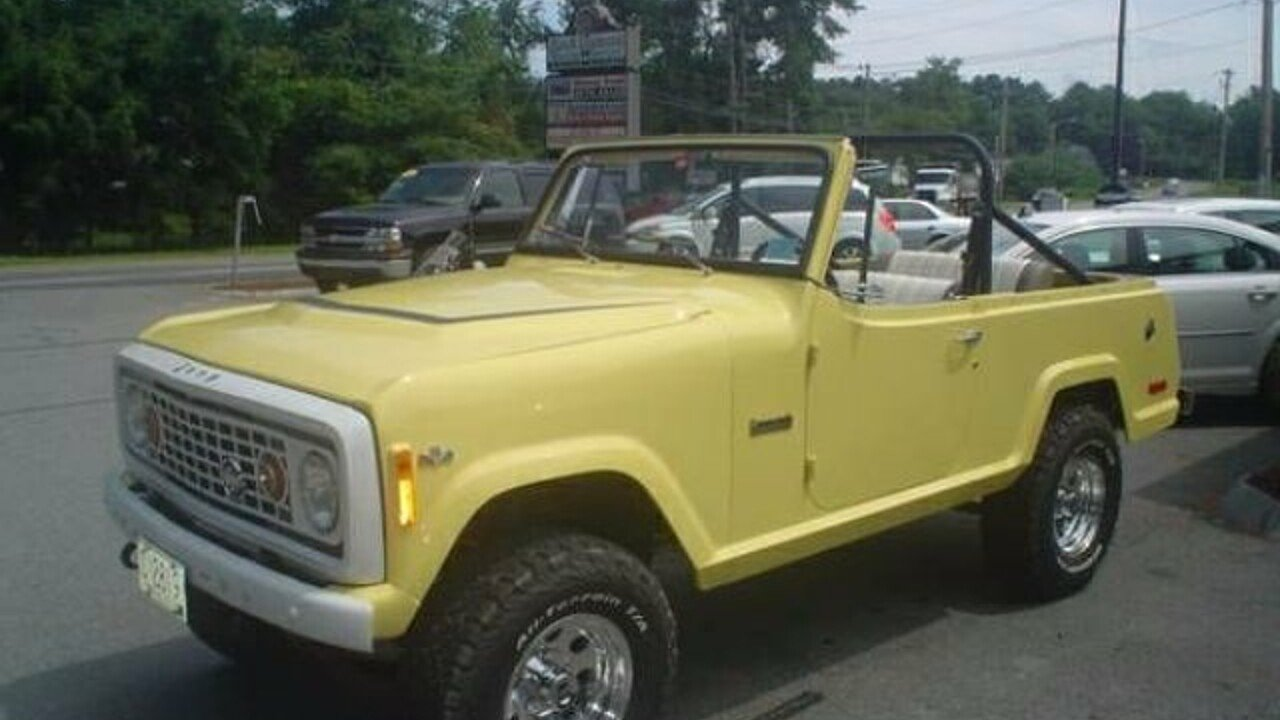 1973 Jeep Commando for sale near Cadillac, Michigan 49601 - Classics ...