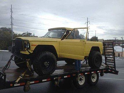 1973 Jeep J-Series Pickup for sale 100826383