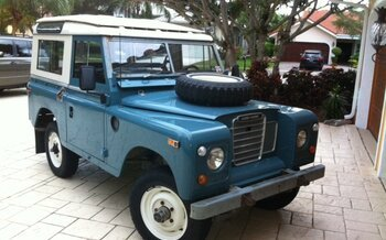 1973 Land Rover Series III for sale 100766176